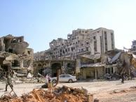 Homs, Syria.