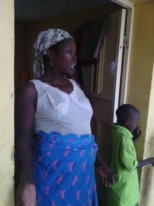 Martina tells Open Doors of her experience with Boko Haram