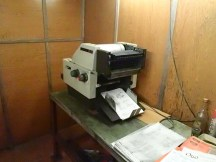 Secret Printing Press