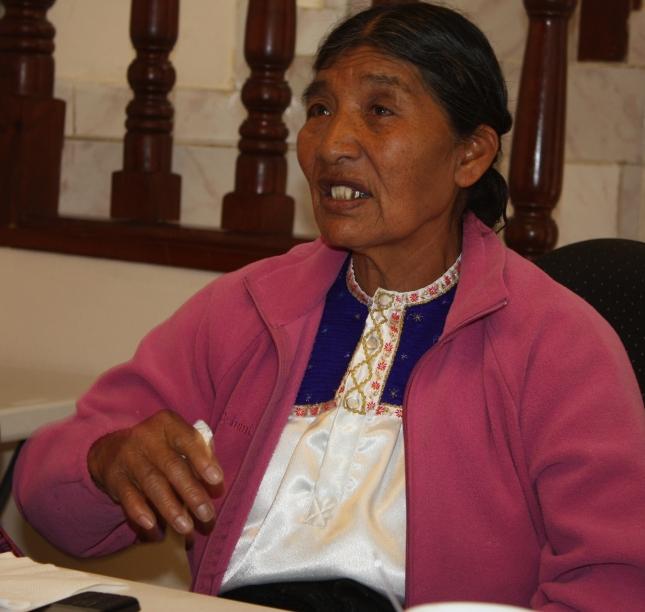Pascuala from Chiapas, Mexico