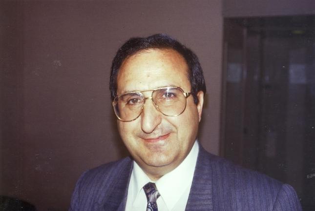 Pastor Haik Hovsepian, martyred in Iran January 1994.