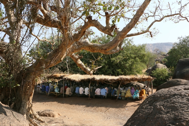 Nuba Mountains, Sudan