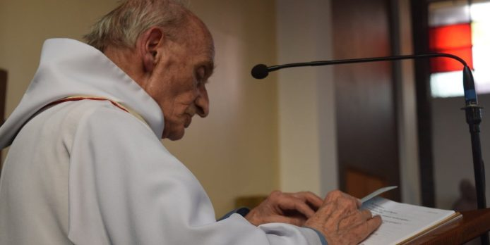 Father Jacques Hamel. Source: CNN