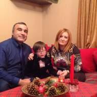 Yusif and Lala Farhadov